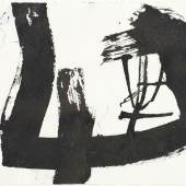 """Julius Bissier, """"29.9.61 J.B"""", 1961, Tusche auf Papier, Städtische Museen Freiburg – Museum für Neue Kunst, © VG Bild-Kunst, Bonn 2018, Foto: Axel Killian"""