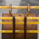 Cyprien Gaillard, Greater Koa Moorhen, 2013 86,4 x 91,4 x 91,4 cm © Cyprien Gaillard; Courtesy Alexandra Economou Collection