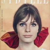 Sibylle Titel 2/1964 © Foto: Günter Rössler Reprofoto: Werner Mahler