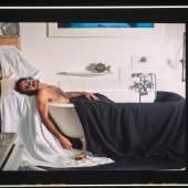 Nelson Ramírez de Arellano Der in Kuba lebende Künstler und Kurator fotografiert mit dem Susse Frères Daguerréotype aus 1839 auf 8X10 Inch Diapositiv ─ verblüffend die Schärfe und Wiedergabe selbst in Farbe des ersten Objektivs von Chevalier. © Peter Coeln / WestLicht