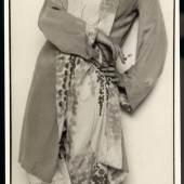 Trude Fleischmann, Die Tänzerin Tilly Losch, 1925 © IMAGNO/Austrian Archives