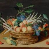 ANTHONY CLAESZ (1607 Amsterdam 1649), zugeschrieben. Zwei Tulpendarstellungen (Detail). Aquarelle. CHF 5 000 / 8 000.