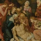 WILLEM KEY Beweinung Christi. Schätzung: CHF 30 000 – 50 000 Ergebnis: CHF 204 500