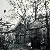 Das ehemalige Atelier Tinguely, Ende 1960er Jahre Foto: André Gambourg © beim Künstler