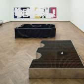 BENJAMIN HIRTE, Ausstellungsansicht »Poetiken des Materials« © Leopold Museum, Wien, 2016, Foto: Lisa Rastl