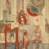 Mark Rothko (1903-1970) Room in Karnak 1946 Öl auf Leinwand, 94,9 × 69,9 cm © 1998 Kate Rothko Prizel & Christopher Rothko/Bildrecht, Wien, 2019