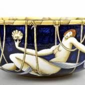 Schale 'Le mie donne - Donatella', 1923-26 Gio Ponti Schätzpreis: € 4.500 Los 283A