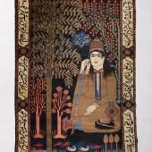 Orientalischer Bildteppich