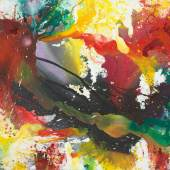 Bernd Zimmer Das geheime Leben der Sterne 35 Acryl auf Leinwand, 2018 120 x 150 cm € 10.000-15.000