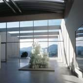 eine der terrassen an beiden enden der Kunsthalle (c) Lisa Rastl