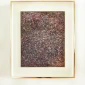 Mark Tobey (1890-1976) Ohne Titel, 1960 Tempera auf Karton, 51,8 x 40,7 cm