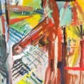 Siegfried Anzinger, Ohne Titel / untitled13. KunstauktionLot 6Rufpreis: € 2.000