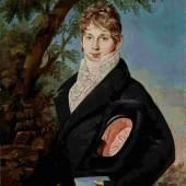Barbara Krafft (1764–1825), Porträt des Alois Lergetporer, 1811, Öl auf Leinwand, © Salzburg Museum
