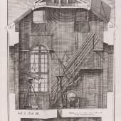 JOHANN JAKOB MARINONI De Astronomica specula. 1746 Schätzpreis: € 15.000