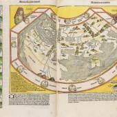 Lot: 15   Schedel, H.  Liber chronicarum. 1493.  Schätzpreis: 100.000 EUR / 132.000 $