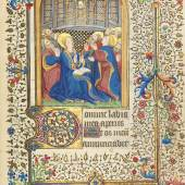 Manuskript Stundenbuch. Paris, 1450