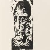 Hermann Max Pechstein Fechter: Das graphische Werke Max Pechsteins., 1920