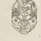 411701330 AMBROSIUS PARÉ Traicte de la peste, 1568. Schätzpreis: € 10.000