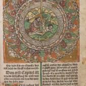 418000397 BIBLIA GERMANICA 12. deutsche Bibel. Schönsperger 1490 Schätzpreis: € 15.000
