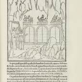 419000082 FRANCESCO COLONNA Hypnerotomachia Poliphili, 1499. Inkunabel Schätzpreis: € 15.000 +