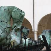 Gustavo Aceves Lapidarium - Grenzen überwinden