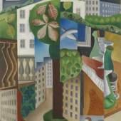 Participants / Aktis Gallery Léopold Survage (1879 – 1968) The Roads