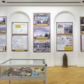 4 APRIL 1914 c Wolfgang Lackner Blick in die Ausstellung im Kaiserjägermuseum Foto: Wolfgang Lackner