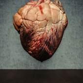 "Florian W. Müller My heart will go on, 2017 © Florian W. Müller Mitgliederausstellung ""Your Signature – das bleibt"""