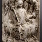 Kaiser Ludwig der Bayer auf dem Adlerthron