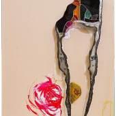 Franco Corradini The Feast of the Rose Garlands, 2012 Mischtechnik auf Leinwand, 120 x 100 cm Re. 757