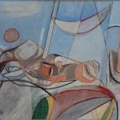 Serge Brignoni, Spaigne lunaire, 1937