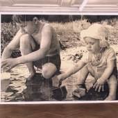 Till Freiwald J&E, 2015  Pastell auf Papier, 250 x 245 cm  Ref. 189