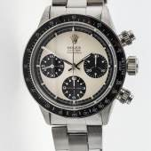 Lot 500 Rolex Ref. 6263 Paul Newman Panda Limit: 180 000,- EURO