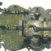 Ein anderes Meisterstück aus barocker Zeit - feinstes Handwerk des Rokoko © Hanns Schell Collection Schloss und Schlüsselmuseum
