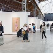 Galerie Krinzinger at viennacontemporary 2020, © kunst-dokumentation.com