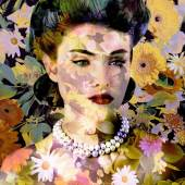 Valérie Belin, Arcotis Fastuosa (Namaqua_Marigold)  (c) www.houkgallery.com