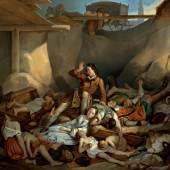 Adam Brenner. 1800 - Wien - 1891. Kam durch Johann Evangelist Scheffer von Leonhardshoff zur - Auktionshaus Michael Zeller (Ausrufnummer 529, Limit 5.500 Euro)