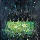 Kat. 0209 Hubert Scheibl * Komposition, 1989 Schätzpreis € 25.000 - 50.000