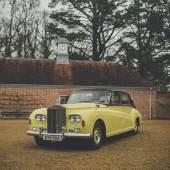 Lot 550 A 1963 Rolls Royce Phantom V  Registration OYM90A Estimate:£40,000 - £60,000 Starting bid£28,000