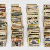 Umfangreiche Sammlung Notgeld, Limit: 800 €