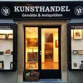 Ansicht Galerie Kunsthandel Josef Mitmannsgruber (c) mitmannsgruber.at