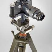 Leica IIIc Rundbildkamera E2, Nr. 391481, ca. 1944 Startpreis: 50.000 EUR Schätzpreis: 80.000 - 120.000 EUR Ergebnis: 240.000 Euro