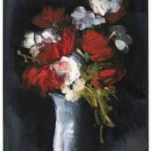 Maurice de Vlaminck, Bouquet de fleurs, o. D. Aquatinta, Papier, 71,2 x 53,2, Ka III 957