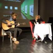 PICASSO Literaturmatinee mit Angelica Ladurner  © Künstlerstadt Gmünd