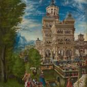 Das Alte Testament - Geschichten und Gestalten  Albrecht Altdorfer (um 1482/85 - 1538) Susanna im Bade, 1526  © Bayerische Staatsgemäldesammlungen, Alte Pinakothek, München