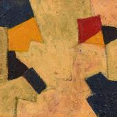 POLIAKOFF, SERGE Moskau 1900 - 1969 Paris   Composition abstraite.