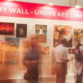 Impressionen World Art Dubai (c) dwtc.com
