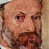 Paul Cézanne, Todestag 1906