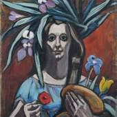 Hans Körnig, Flora. 1953. 9500 €
