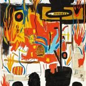 Jean-Michel Basquiat RUBBER Estimate     6,000,000 — 8,000,000